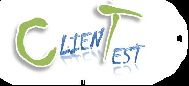Logo ClienTest